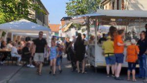 Vereinsring Straßenfest 2019