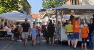 Straßenfest 2019 Heddernheimer Vereinsring