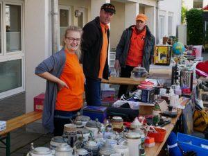 Flohmarkt 2019 Vereinsring Heddernheim
