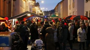 Weihnachtsmarkt 2019 Vereinsring Heddernheim